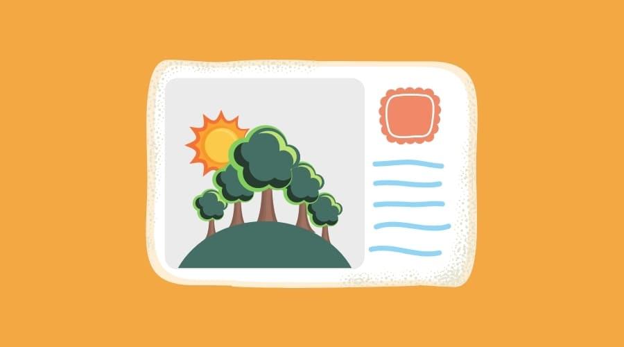 Do Landscaping Postcards Still Work