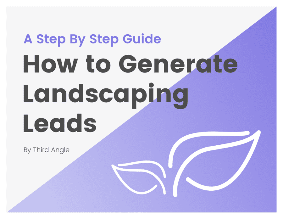 How to Generate Landscaping Design Leads