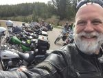 Motorcycle ride over five 10,000 ft passes in one day with more than 300 of my closes friends