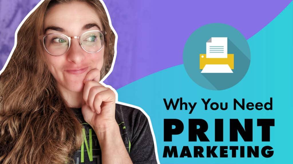 Why Print Still Matters