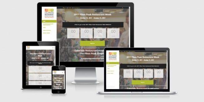 Website screenshots of PPCRA