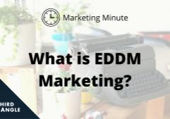 What is EDDM Marketing?