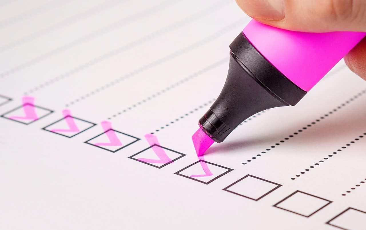 How to Update Your Website with a Handy Checklist